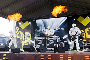 FIRESPACE - RAVE MONSTERS